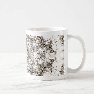 Old Lace Fractal 11 Coffee Mug