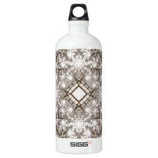 Old Lace Fractal 11 SIGG Traveler 1.0L Water Bottle