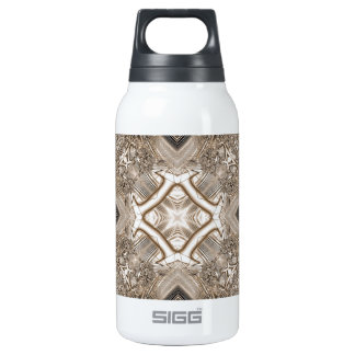 Old Lace Fractal 14 10 Oz Insulated SIGG Thermos Water Bottle