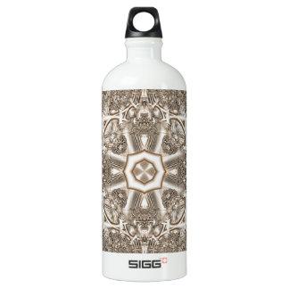 Old Lace Fractal 4 SIGG Traveler 1.0L Water Bottle