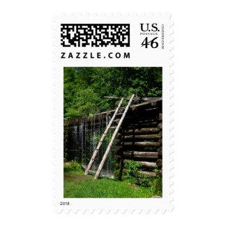 Old Ladder Postage Stamps