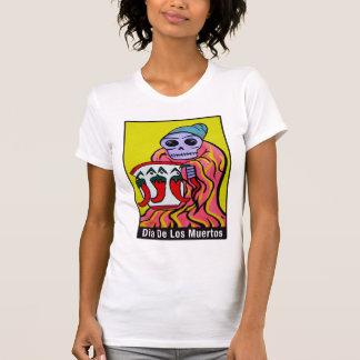 Old Lady 1 by Mando Padilla T-Shirt