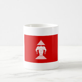 Old Lao Flag Coffee Mug