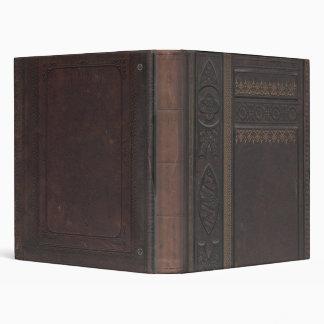 Old Leather Album Binder