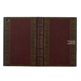 Old Leather And Lock Gilded Book Cover Powis iPad Air 2 Case
