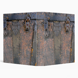 Old Leather Gothic Book 3 Ring Binder