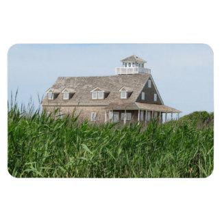 Old Lifesaving Station Outer Banks NC Magnet