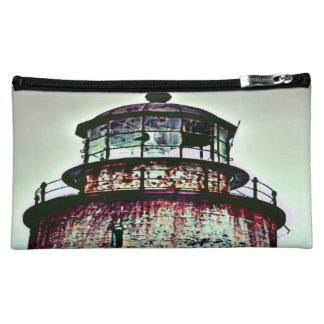 Old Lighthouse Cosmetic Bag