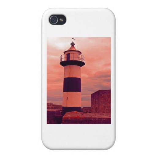 old lighthouse iPhone 4 cases
