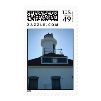 Old Lighthouse Stamps