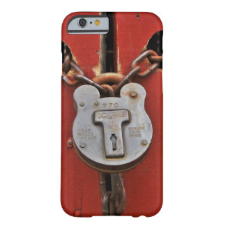 Old Lock Barely There iPhone 6 Case