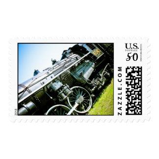 Old locomotive 01 Postage