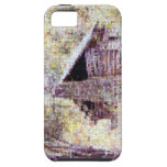 Old Log Cabin iPhone 5 Case