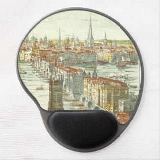 Old London Bridge, England Gel Mouse Pad