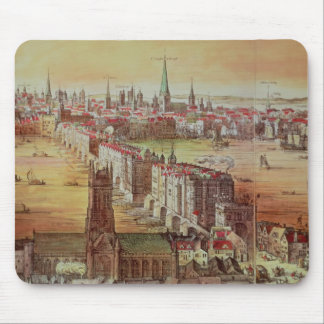 Old London Bridge Mouse Pad