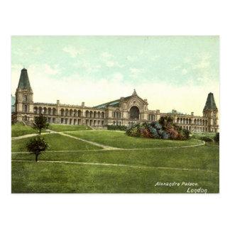 Old London Postcard - Alexandra Palace