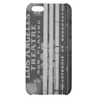 Old Los Angeles Theatre Sign Case For iPhone 5C