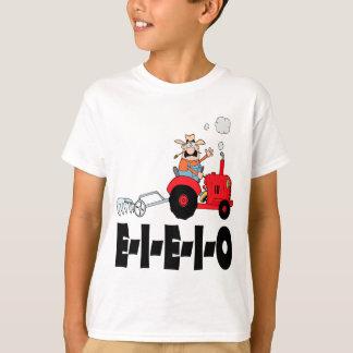 old macdonald eieio cartoon T-Shirt
