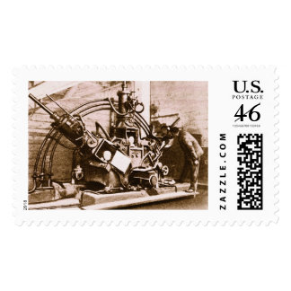 Old Machine Stamps