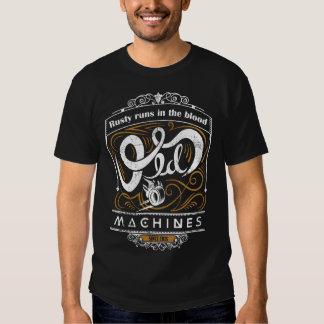 Old Machines T Shirt