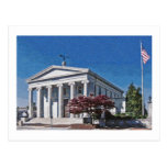 Old Madison County Courthouse Postcard