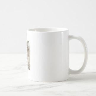old maid granny coffee mug