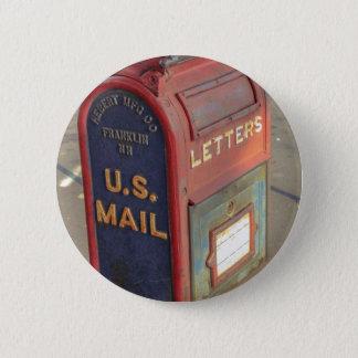 Old Mailbox Button