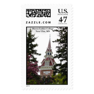 Old Main Spring Stamp