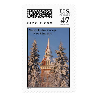 Old Main Winter Postage