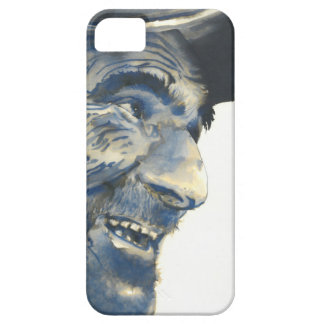 Old Man #002 iPhone SE/5/5s Case