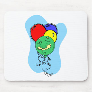 Old Man Birthday Mouse Pad
