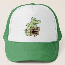 Old Man Croc Cap