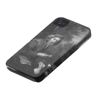 Old Man Holding a Pipe and a jug by Gabriel Metsu iPhone 4 Cover