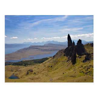 Old man of Storr Postcard