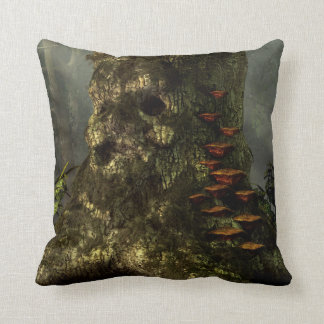 Old Man of the Forest Pillow