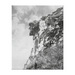 Old Man of The Mountain, 1901 Canvas Print
