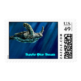 Old Man of the Sea Postage