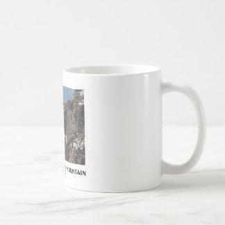 Old Man On The Mountain (Optical Illusion) Mug