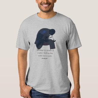 Old Man Reading T-Shirt