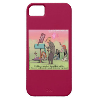Old Man Rock Funny iPhone 5 Case