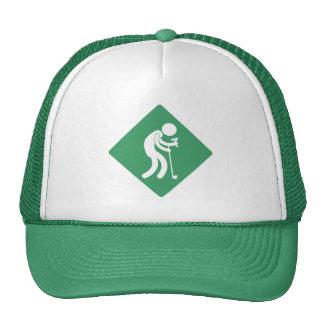 Old Man Sports Club Trucker Trucker Hat