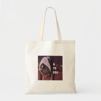 Old Man & The Sea Budget Tote Bag