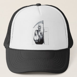 Old Man Time Trucker Hat