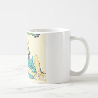 Old Man Under Tree Coffee Mug