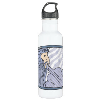 Old Man Winter 2 Stainless Steel Water Bottle