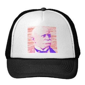 old man zep trucker hat