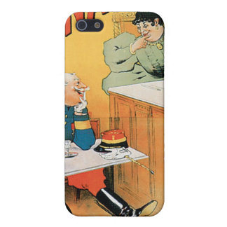 Old Manada Rum Vintage Drink Ad Art iPhone 5 Cover