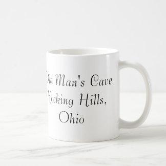 Old Man's Cave Classic White Coffee Mug
