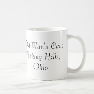 Old Man's Cave Coffee Mug