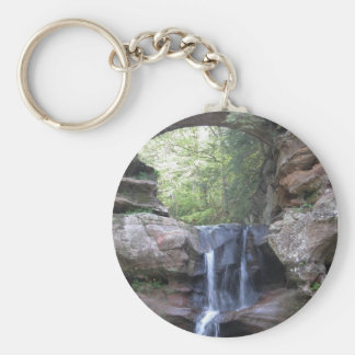 Old Man's Supper Falls Key Chains